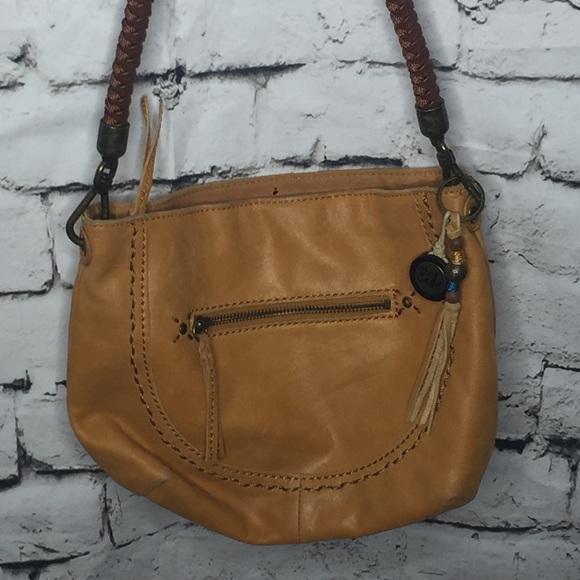 The Sak Handbags - The Sak Leather Shoulder Purse